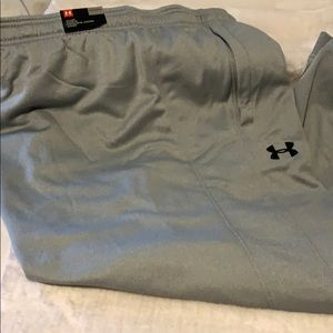 Under Armour Gray Cold Gear Pants Size 5XL NWT